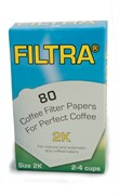 Filter Cone Papers (80stk)